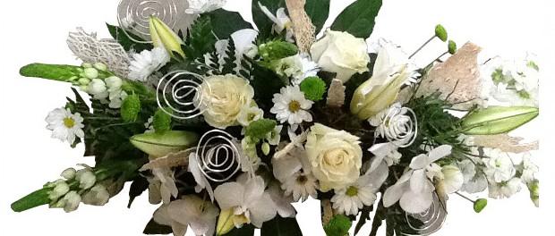 Arborer un incroyable bouquet de star pour votre mariage echo web - Composition fleur mariage ...