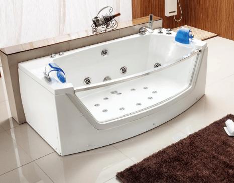 Baignoire baln o la baln oth rapie port e de mains for Ou acheter une baignoire