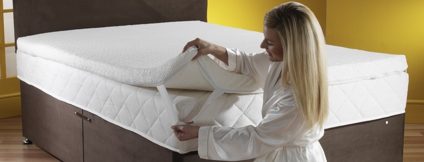 pourquoi utiliser un surmatelas echo web. Black Bedroom Furniture Sets. Home Design Ideas