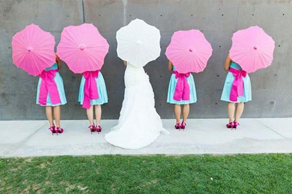 La signification des couleurs de robes de mariage echo web for Quelle couleur avec le turquoise