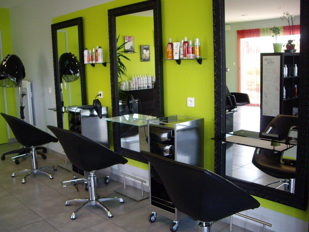 Comment am nager son salon de coiffure echo web for Photos de salons