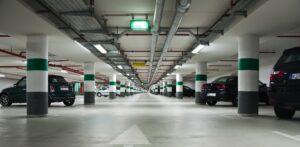 Parking à Roissy