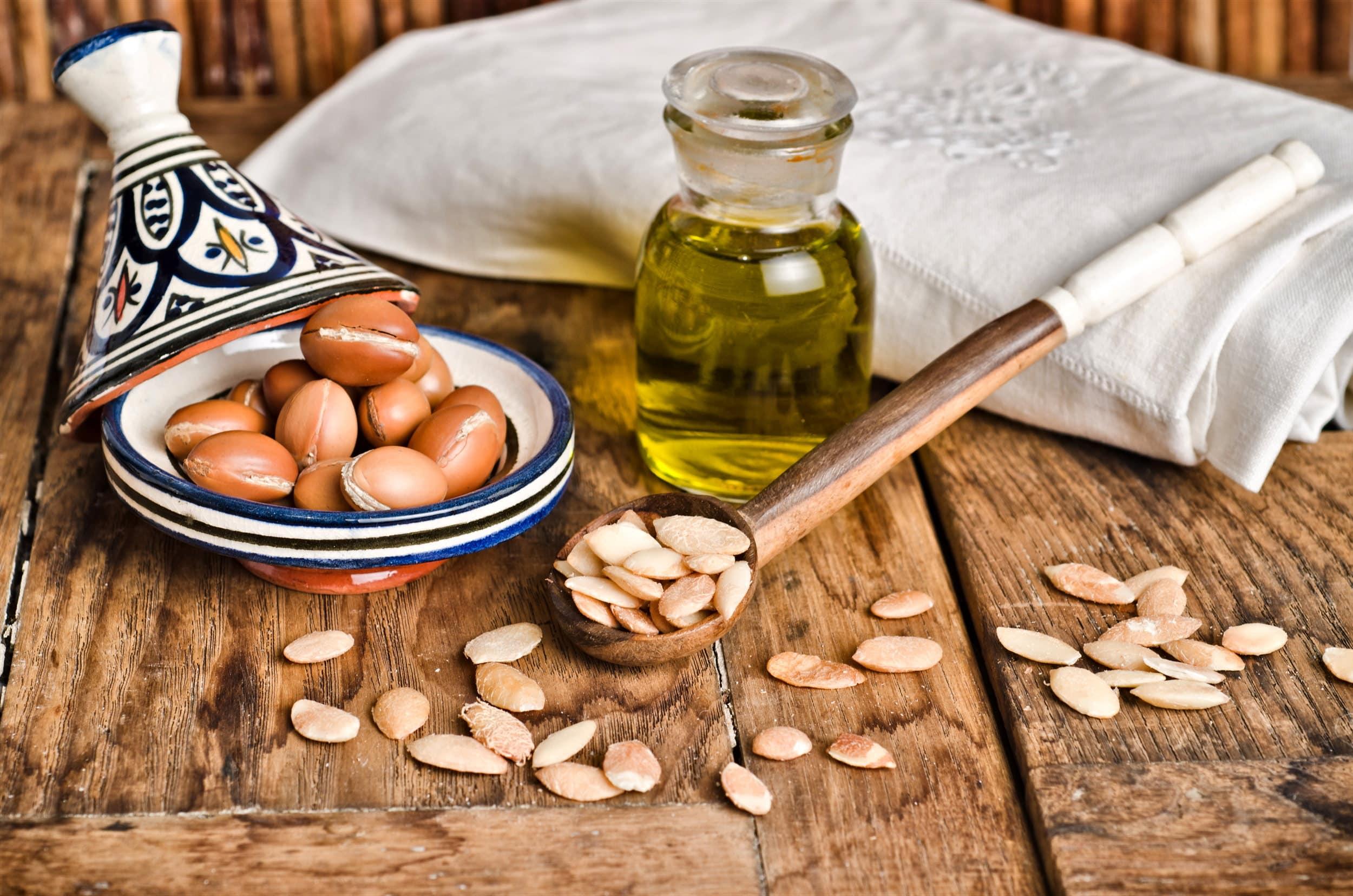 Cheveux : les bienfaits de l'huile d'argan