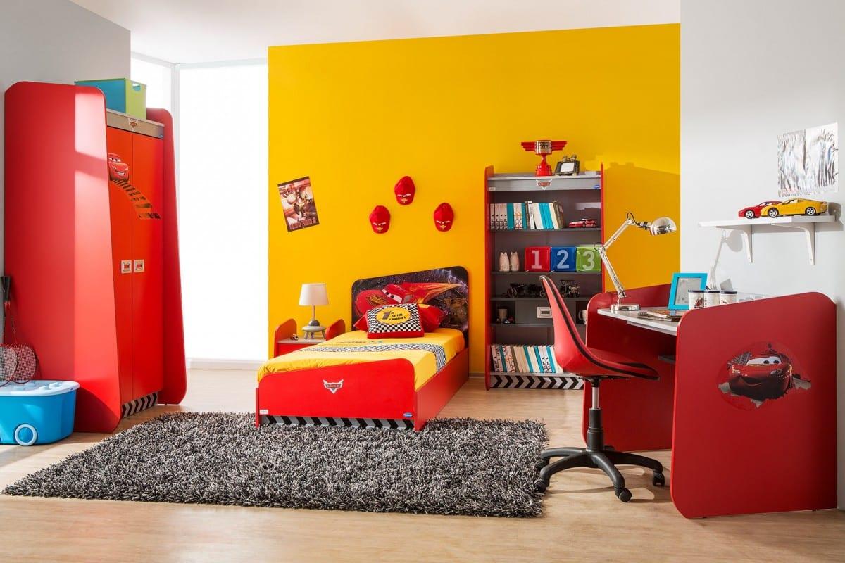comment am nager une chambre d enfant echo web. Black Bedroom Furniture Sets. Home Design Ideas