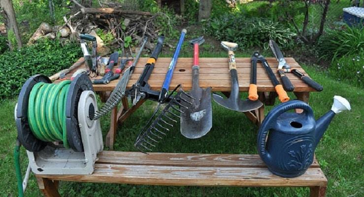 Les meilleurs outils de jardinage - Echo Web