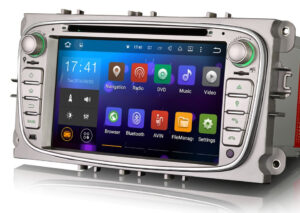Autoradio GPS Android pour Ford Focus