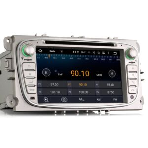 Autoradio GPS pour Ford Focus sous Windows WINCE 6.0