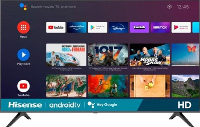 Comment installer une application sur Smart TV hisense