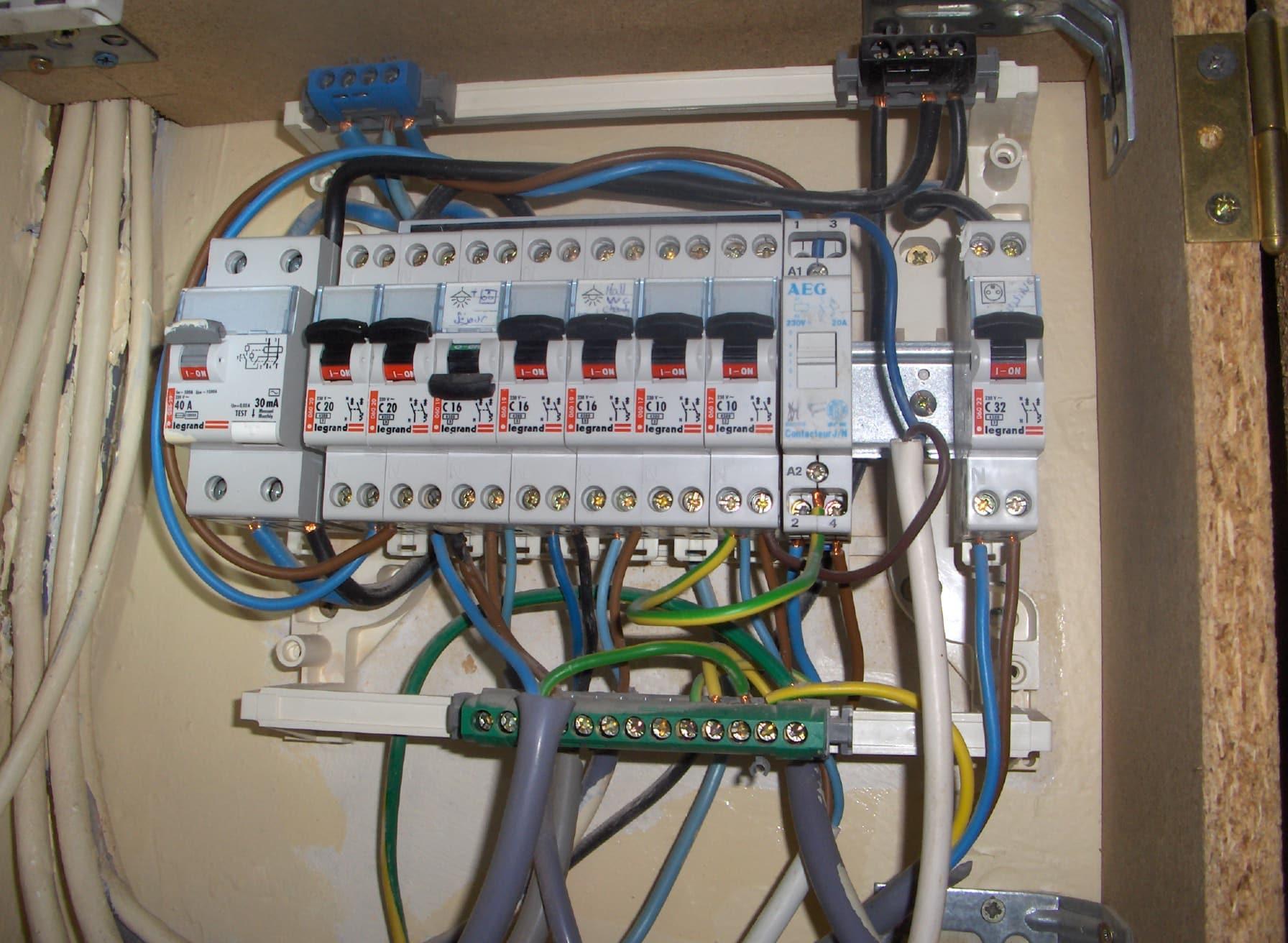 Maison comment fonctionne l lectricit domestique echo web - Electricite coupe pour impaye ...