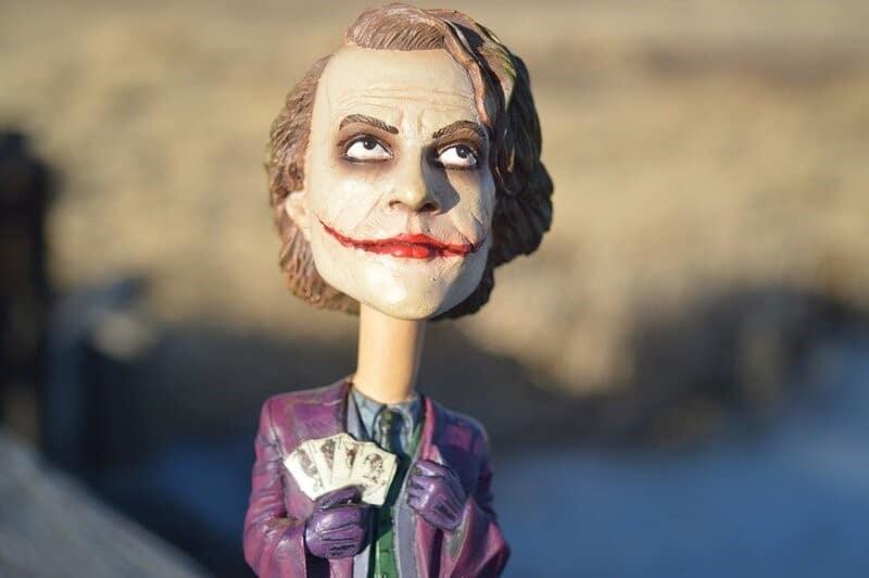 Une poupée qui fait peur