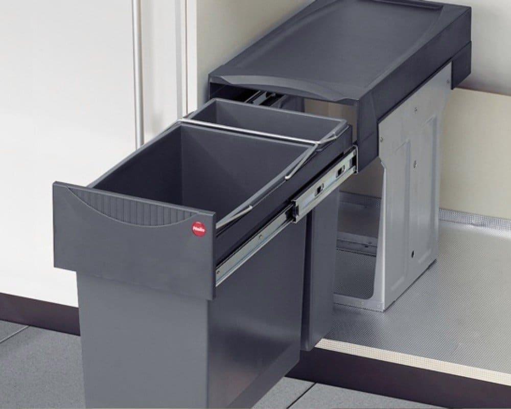Usage des collecteurs pour la collecte des déchets en intérieur