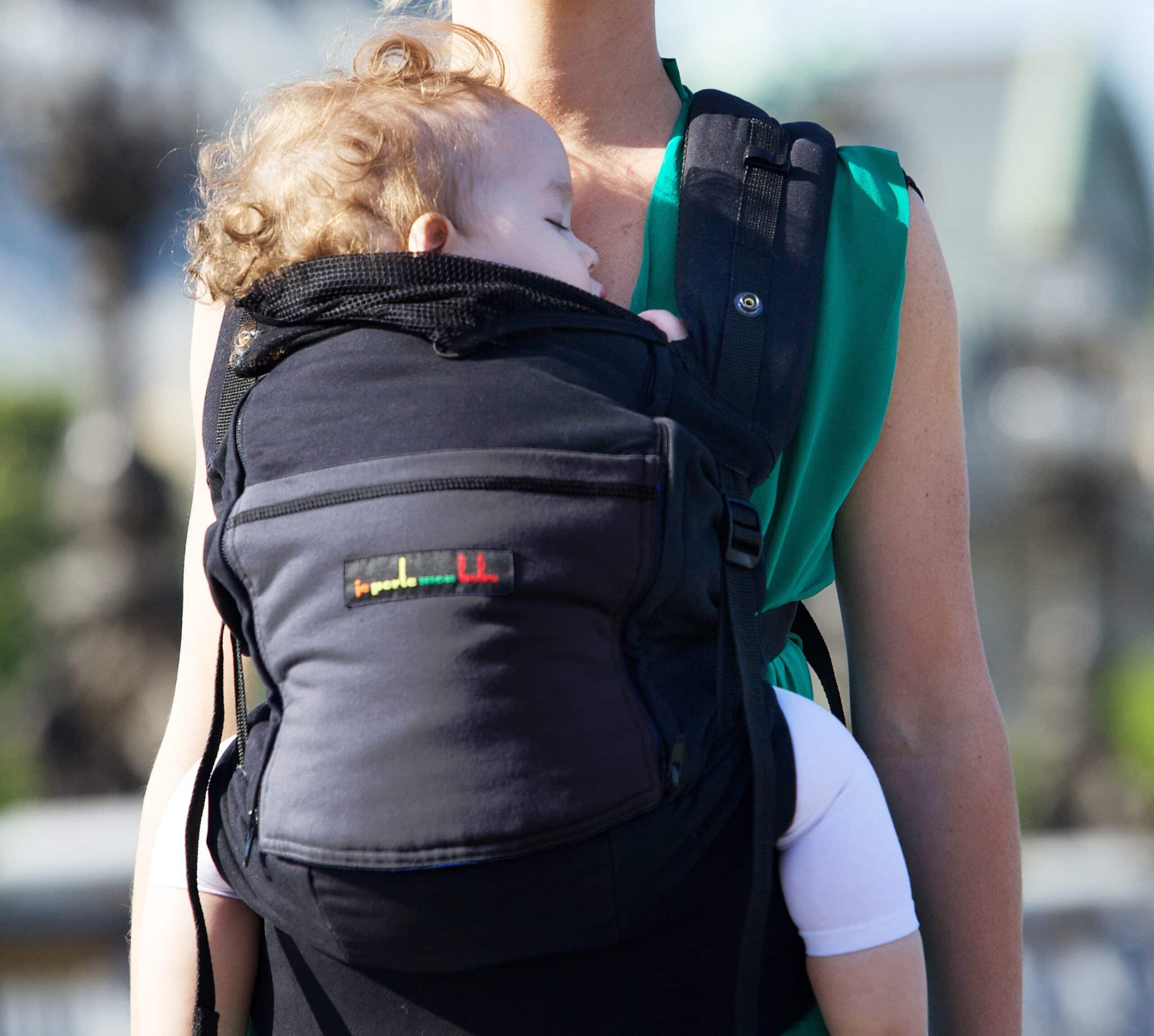 Porter le bébé