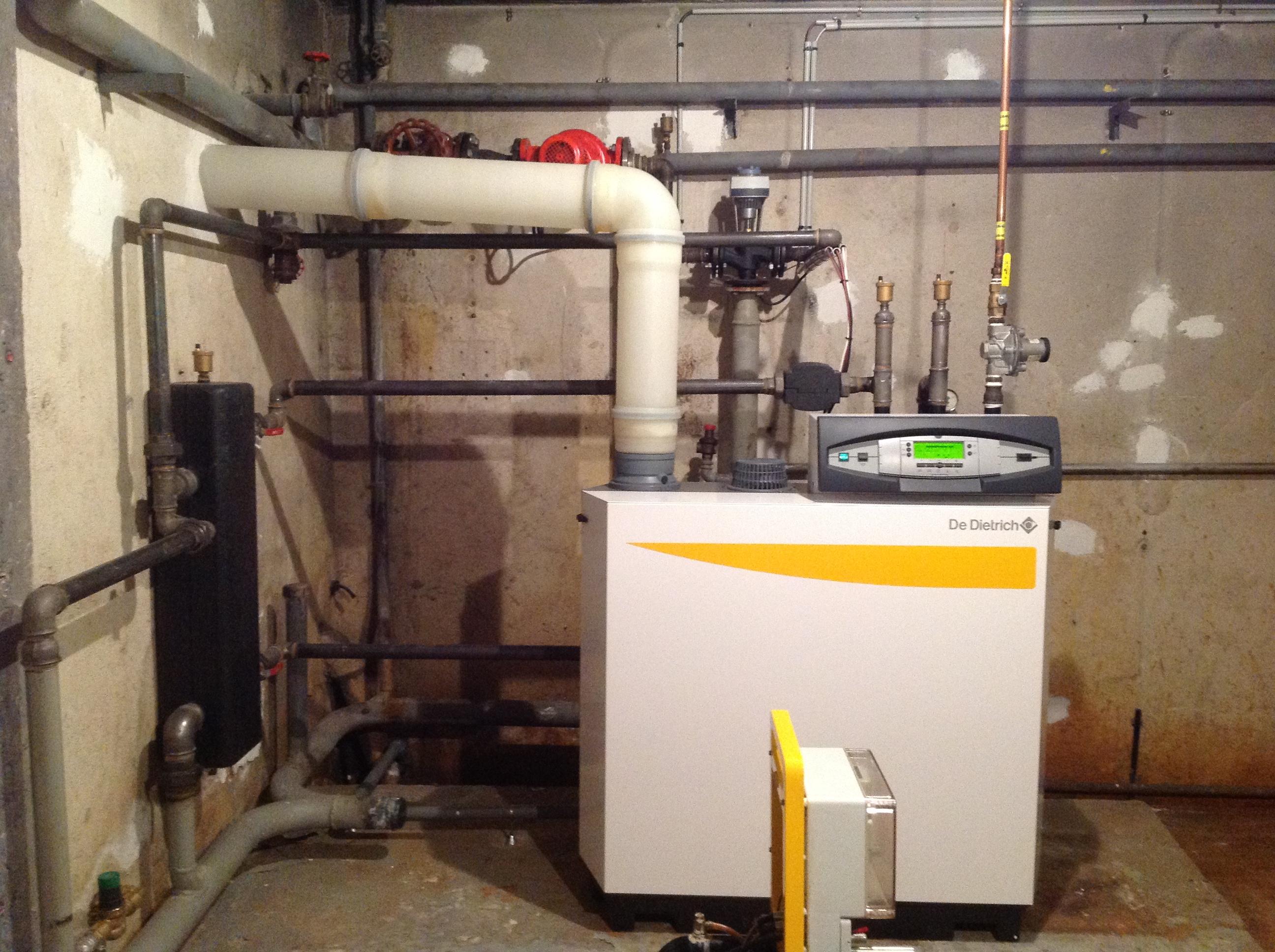 Chaudi re gaz condensation les conseils pour bien choisir - Chaudiere a gaz a condensation ...