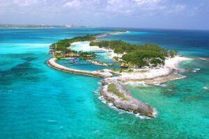 île au Bahamas