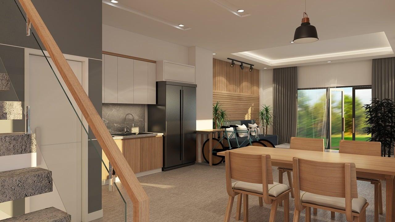 La cuisine : un élément important dans la conception d'une maison écologique