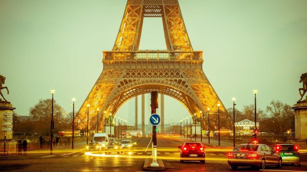 La ville de Paris, centre du tourisme d'affaires