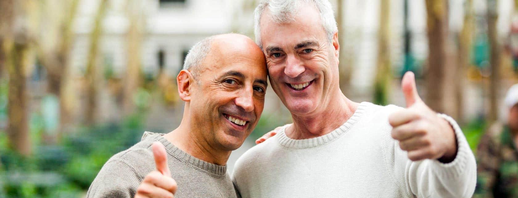 couple gay rencontre à Aubervilliers