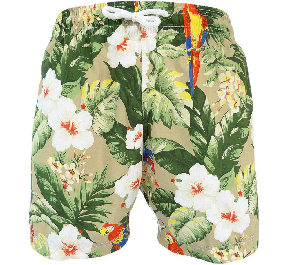 Shorts de bain : la tenue de plage idéale pour l'homme