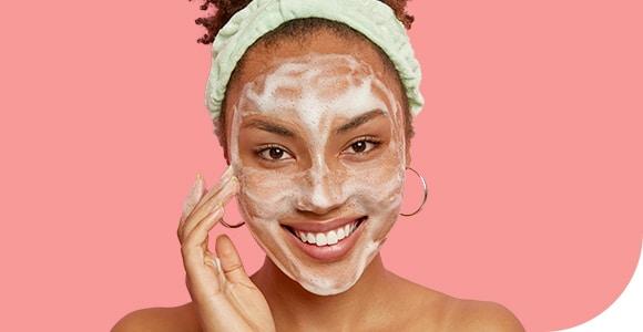 soins de visage