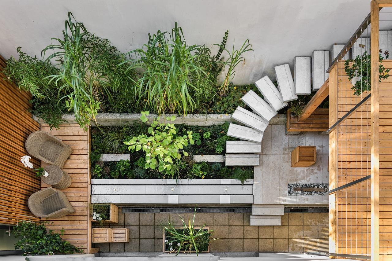 Le bois : un composant important dans une maison écologique